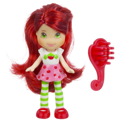 Strawberry Shortcake Purse Doll Complete